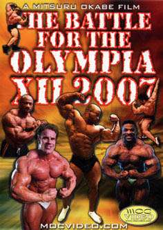 The Battle for the Olympia 2007 (DVD)