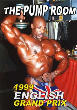 1999 IFBB English Grand Prix- Pump Room (Digital Download)